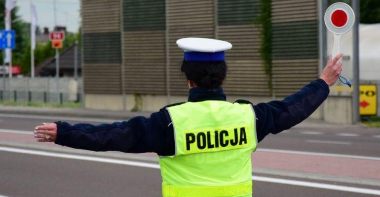 Nie będzie taryfy ulgowej! Policja prowadzi kaskadowe pomiary prędkości
