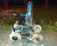 Zmarł niepełnosprawny mężczyzna poszkodowany w wypadku