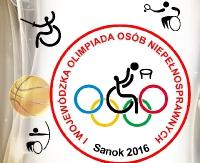 DZISIAJ: I Wojewódzka Olimpiada Niepełnosprawnych – Sanok 2016