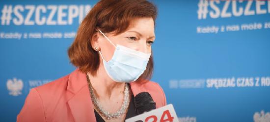 Eksperymenty medyczne w szkołach? Wojewoda Podkarpacki o segregacji (VIDEO)