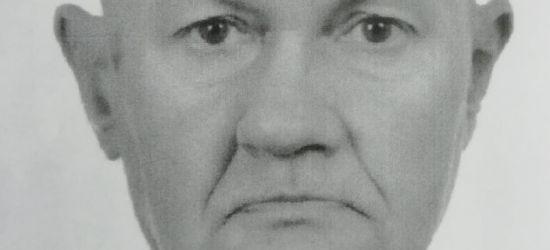 Policja poszukuje zaginionego Janusza Kosiora