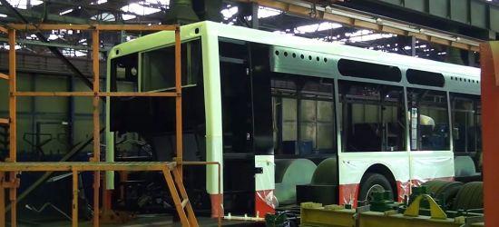 AUTOSAN: Zaniżano ceny autobusów? Przesłuchiwani są pracownicy fabryki