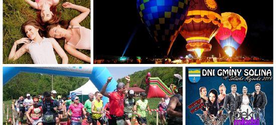 IMPREZOWY ROZKŁAD JAZDY: Balony nad Krosnem, Solińska Majówka i wydarzenia sportowe. SPRAWDŹ!