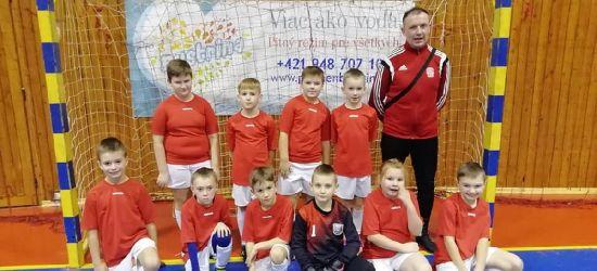 Słowackie doświadczenia sportowe najmłodszych Orzełków Bażanówka