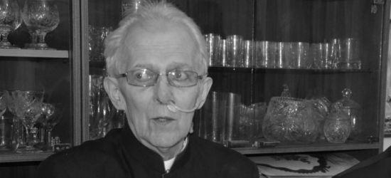 Zmarł ks. prał. Eugeniusz Dryniak, proboszcz w Nowym Zagórzu