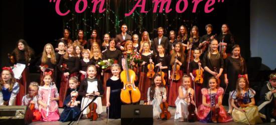 Musicalowe repertuary rozbrzmiewały w Sanockim Domu Kultury (ZDJĘCIA)