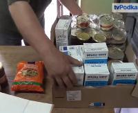 Kwietniowe wydawanie żywności przez PKPS. Nowość na liście produktów