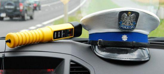 PODKARPACIE. Pijany kierowca z sądowym zakazem jeździł ulicami miasta