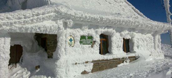 Bardzo trudne warunki w Bieszczadach. VIDEO Z POŁONINY WETLIŃSKIEJ