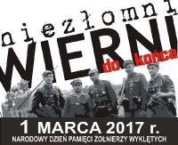 Niezłomni wierni do końca. Narodowy Dzień Pamięci Żołnierzy Wyklętych