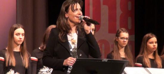 Koncert patriotyczny w sanockiej szkole muzycznej