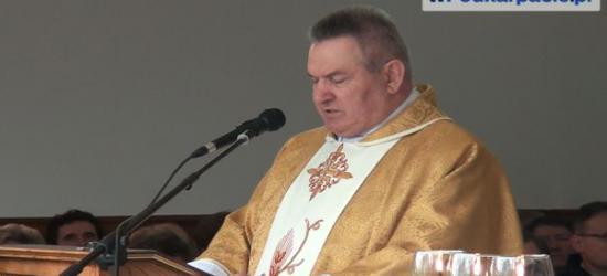 Homilia księdza prałata Józefa Niżnika (FILM)