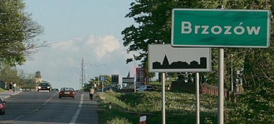 BRZOZÓW: Utrudnienia związane z budową obwodnicy