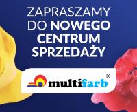 Multifarb otworzył NOWE CENTRUM SPRZEDAŻY w Sanoku (FILM)