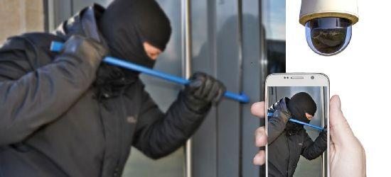 Zuchwali złodzieje. Kradli wartościowy sprzęt