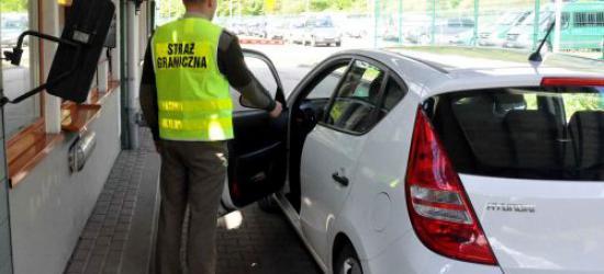 Pijani kierowcy zatrzymani na przejściach granicznych Podkarpacia