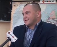 Piotr Kita powalczy o fotel burmistrza? O tym i innych ciekawostkach rozmawiamy ze znanym nauczycielem (FILM, WYWIAD)