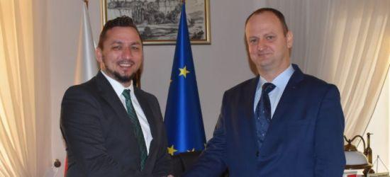 SANOK: Artur Kondrat nowym wiceburmistrzem