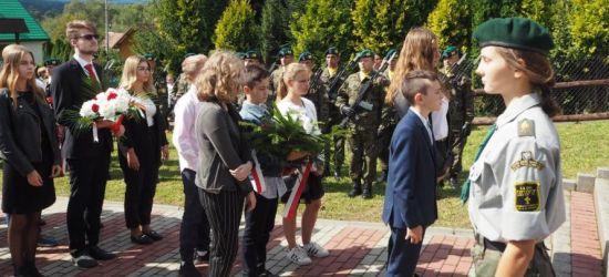 Uczczono pamięć podhalańczyków, którzy zginęli w potyczce z Niemcami