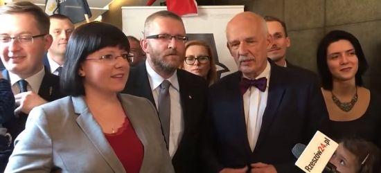 KONFEDERACJA Korwin Braun Liroy Narodowcy ostro o rządach PiS w Rzeszowie (VIDEO)