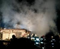 Pożar w Lalinie. Akcja gaśnicza trwała ponad 6 godzin (ZDJĘCIA)