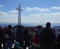 Droga Krzyżowa na Tarnicę. Około 6 tys. pielgrzymów (ZDJĘCIA)