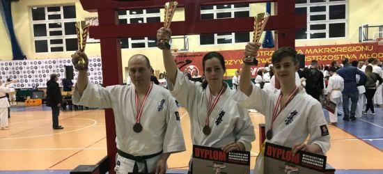 Trzy brązy dla karateków z Niebieszczan! (ZDJĘCIA)