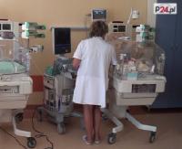 SZPITAL: U nas marazm, a w Brzozowie rodzi się setka dzieci miesięcznie (FILM)