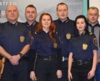 Jubileusz sanockiej Straży Miejskiej. 10 lat dbają o bezpieczeństwo mieszkańców