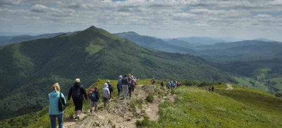 BIESZCZADY: Ćwierć miliona turystów na szlakach