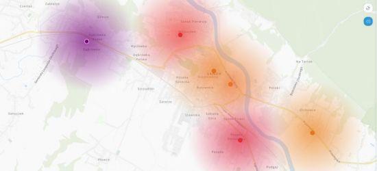 Jakość powietrza: Wczoraj było bardzo źle! Śledź mierniki jakości