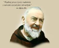 SANOK / POSADA: Uroczyste wprowadzenie relikwii św. Ojca Pio