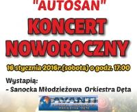 NASZ PATRONAT. Koncert Noworoczny: orkiestra Avanti, Cassiopeia i gitarzyści