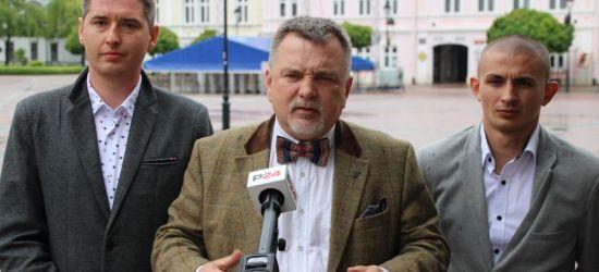 PROF. ZAPAŁOWSKI W SANOKU: Potrzebna mobilizacja na wybory! Dajcie szansę Konfederacji (VIDEO, ZDJĘCIA)