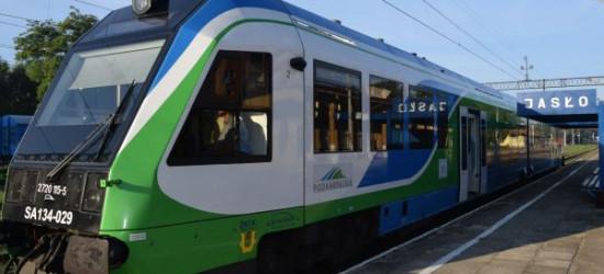 Podróż pociągiem z Rzeszowa w Bieszczady będzie krótsza i wygodniejsza