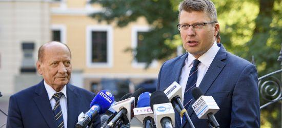 OFICJALNIE: Tadeusz Ferenc zrezygnował ze stanowiska prezydenta! Poparł Marcina Warchoła (VIDEO)