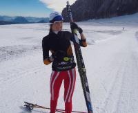 BIESZCZADY: Olimpijska nadzieja z Ustrzyk Dolnych trenuje w Skandynawii (ZDJĘCIE, FILMY)