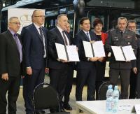 AUTOSAN dostarczy 28 autobusów dla Wojska Polskiego (FILM, ZDJĘCIA)
