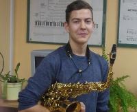 Sanocki saksofonista wśród wybitnych muzyków z całej Polski