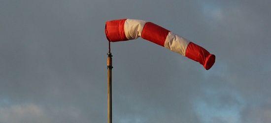 Załamanie pogody: Silny wiatr! Zimno