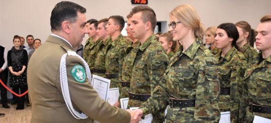BIESZCZADY: Nowi funkcjonariusze w szeregach bieszczadzkich pograniczników (FOTO)