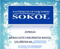 ZAGÓRZ: Spotkanie z zimą w Zakuciu. Białe szaleństwo czas zacząć