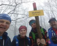 100 szczytów na 100-lecie odzyskania niepodległości, począwszy od Bieszczad (ZDJĘCIA)