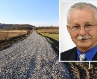 Mieszkańcy Górek chcą przyznać Januszowi Cecule honorowe obywatelstwo. Za asfaltową drogę (ZDJĘCIA)