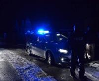 """""""Policja w policji"""" bada okoliczności  kolizji, w której mógł uczestniczyć sanocki funkcjonariusz"""