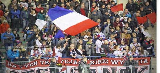 AKTUALIZACJA: Mecz na szczycie dla Sanoka! Czuć już play-offy (FILM)