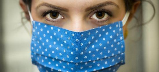 Od przyszłego czwartku obowiązek zakrywania ust i nosa (VIDEO)
