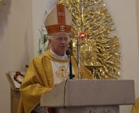 Złoty jubileusz parafii na Dąbrówce (ZDJĘCIA)