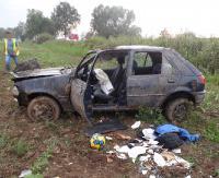 BRZOZÓW: Pijany spowodował śmiertelny wypadek. Został tymczasowo aresztowany (ZDJĘCIA)
