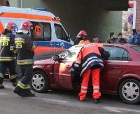 SANOK: Sąd zwraca prawo jazdy sprawcy kolizji z nieoznakowaną vectrą (FILM, ZDJĘCIA)